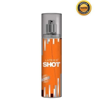 Picture of Layer'r Smokin Hot Body Spray for Men - 135ML