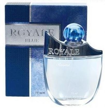 Picture of Rasasi Royale Blue Men - EDP - Perfume For Men - 75 ML
