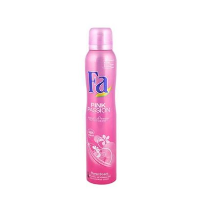 Picture of Fa Pink Passion Body Spray For Women - 200ml