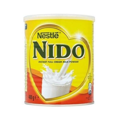 Picture of Nestle Nido Instant Full Cream Milk Powder - 400gm