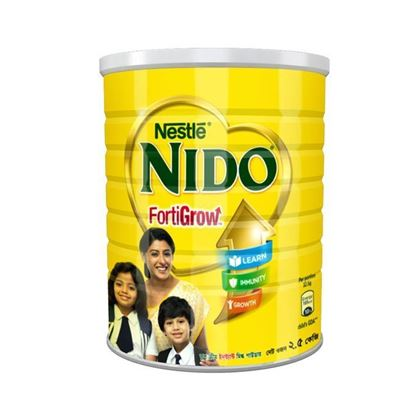 Picture of Nestle NIDO FortiGrow Milk Powder Tin - 2.5kg