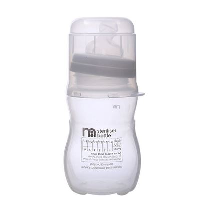 Picture of The Babyshop Mother Care-Steriliser Feeder - White
