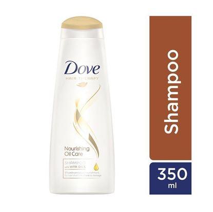Picture of Dove Nourishing Oil Care Shampoo – 350ml