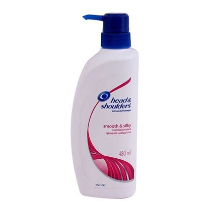 Picture of Head & Shoulders Smooth Silky Shampoo - 480ml