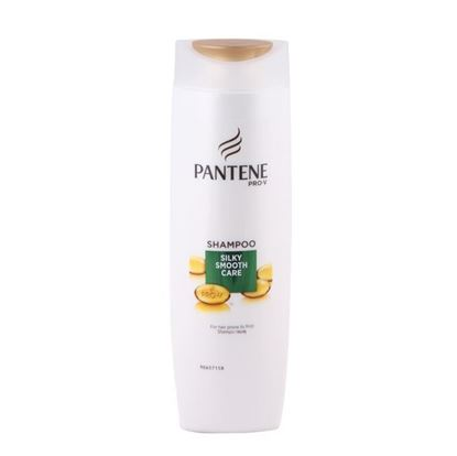 Picture of Pantene Silky Smooth Care Shampoo - 340ml