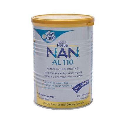 Picture of Nestle NAN AL 110 - 400gm.