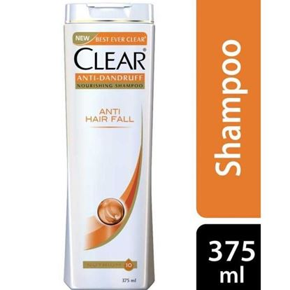 Picture of CLEAR Anti Hair Fall Shampoo 375ml
