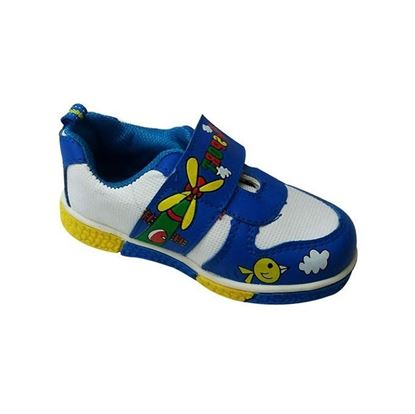Picture of Kids and Mom Bazar Cloth Casual Keds for Boys - Blue