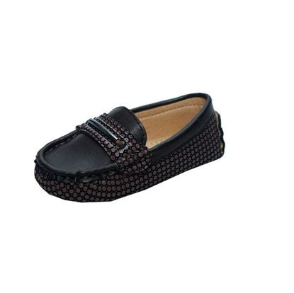 Picture of Kids and Mom Bazar Chocolate Baby Casual Loafer 7889