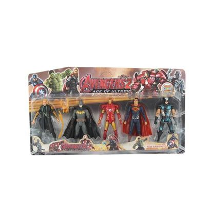 Picture of New Fortune Toys Toy Avengers 2 - Multi Color