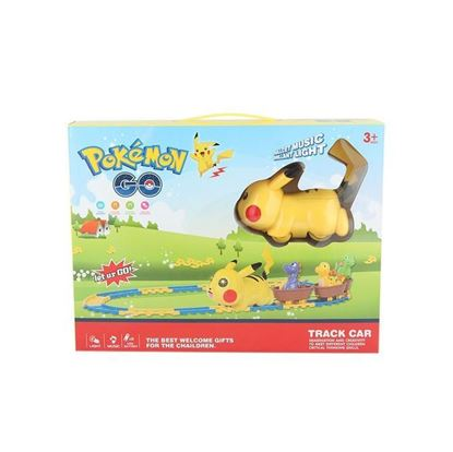 Picture of New Fortune Toys Toy Pokemon - Multi Color