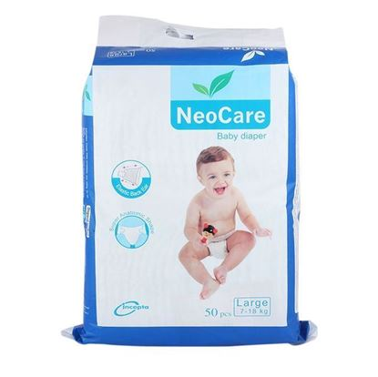 Picture of Neocare Belt System Diaper Large (07-18) kg - 50 pcs