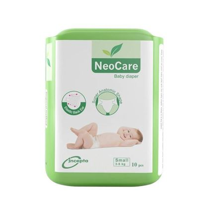 Picture of Neocare Belt System Baby Dry Diaper S (3-6 kg) - 10pcs