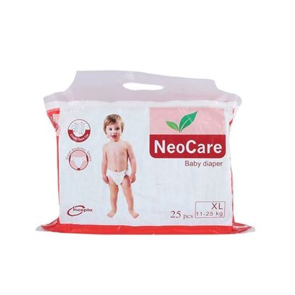 Picture of Neocare Baby Diaper Extra Large (11-25) kg - 25 pcs