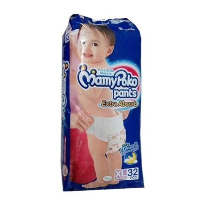 Picture of MamyPoko Pant Extra Absorb - XL (12-17kg) - 32 Pcs