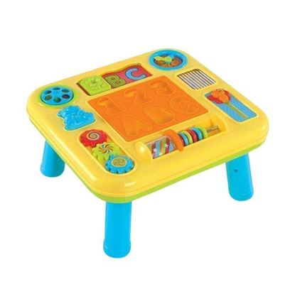 Picture of  Table Toy - Yellow And Blue