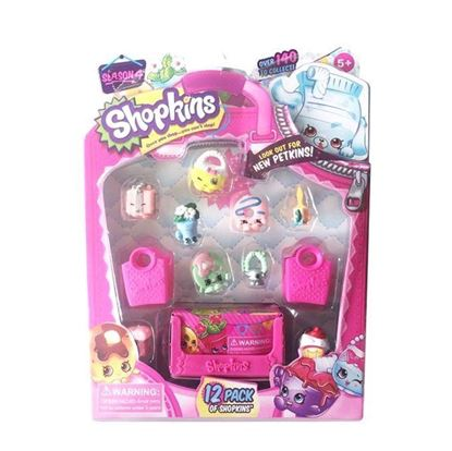 Picture of Baby Girl Supermarket Toy - Pink
