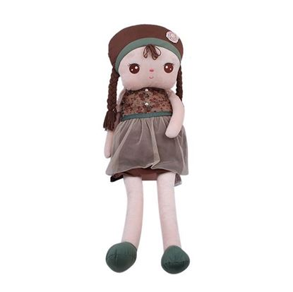 Picture of Arictocrate Doll - Grey