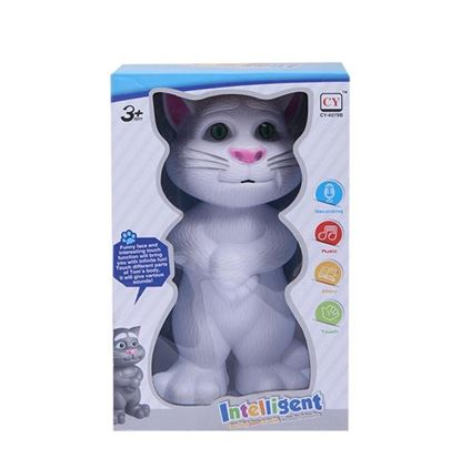 Picture of  Arictocrate Talking Tom - Grey