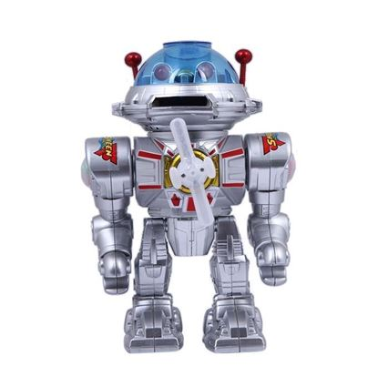 Picture of Arictocrate Plastic Robot - Silver
