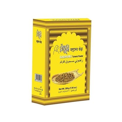 Picture of Radhuni Turmeric Powder 200gm.(Holud)