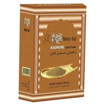Picture of Radhuni Cumin Powder (Jeera) 200gm.