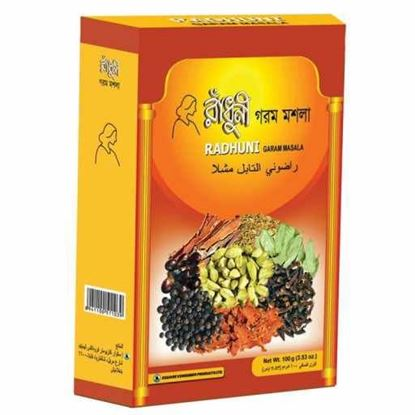 Picture of Radhuni Garam Masala 40gm.