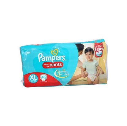Picture of Pampers Jumbo Pack Diaper - Extra Large