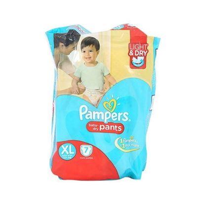 Picture of Pampers Regular Diaper - Extra Large
