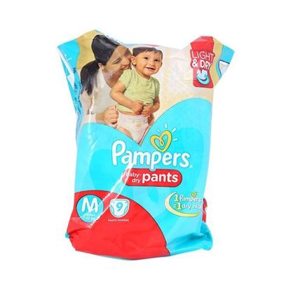 Picture of Pampers Regular Diaper - Medium
