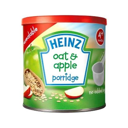 Picture of 4+months  Heinz Oat and Apple Porridge-240 gm.
