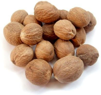 Picture of Nutmeg (Jayfal Whole) 25gm.