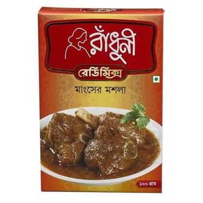 Picture of Radhuni Meat Curry Masala 100 gm