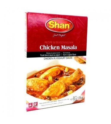 Picture of Shan Chicken Masala  50gm