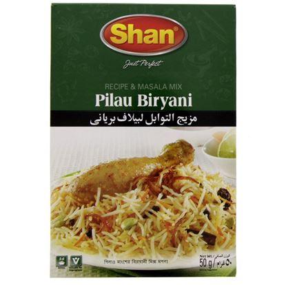 Picture of Shan Pilau Biryani 50 gm
