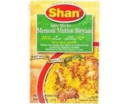 Picture of Shan Malay Spice Mix For Memoni Mutton biryani 60 gm