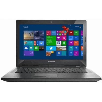 "Picture of Lenovo Ideapad G4080 Black 14"" Laptop With free Reve Internet Security"
