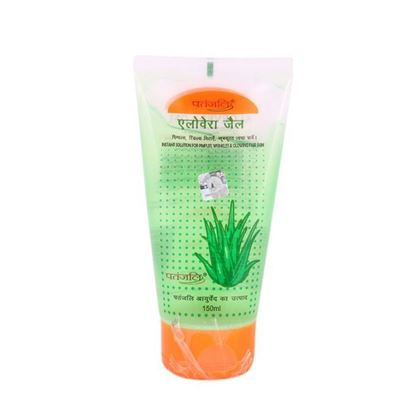 Picture of Patanjali Aloe Vera Gel Aloe Vera Gel For Women - 150ml