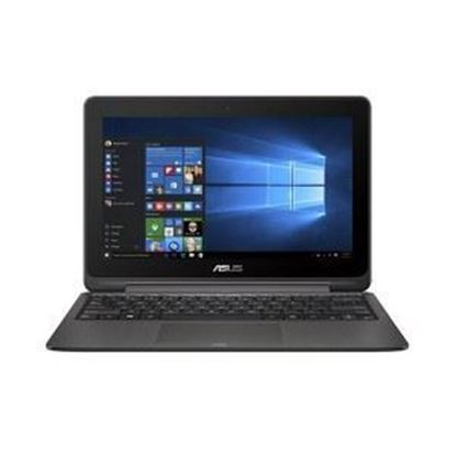 Picture of Asus VivoBook Flip TP201SA Celeron Dual Core N3060 (Mineral Grey) With Free Reve Internet Security