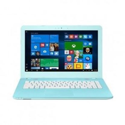Picture of ASUS Max X441UA VivoBook - (Aqua Blue) With Free Reve Internet Security