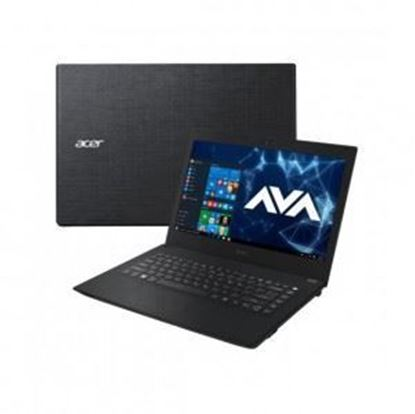 "Picture of Acer TravelMate TMP248-M-34V8 i3 14"" Laptop With free Reve Internet Security"