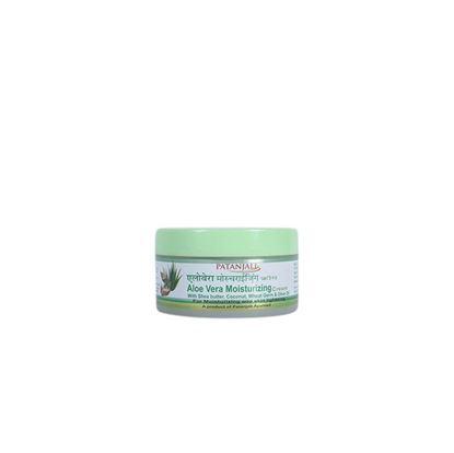 Picture of Patanjali Aloe-vera Moisturizing Cream - 50g
