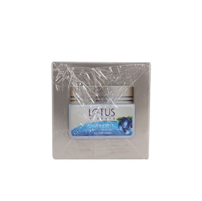 Picture of Lotus Herbals Nutranite Skin Renewal Nutritive Night Cream - 50gm