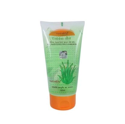 Picture of Patanjali Aloevera Gel Face and Body - 150ml