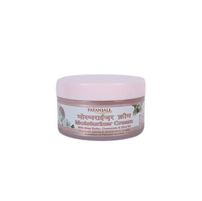 Picture of Patanjali Moisturizer Cream - 50g
