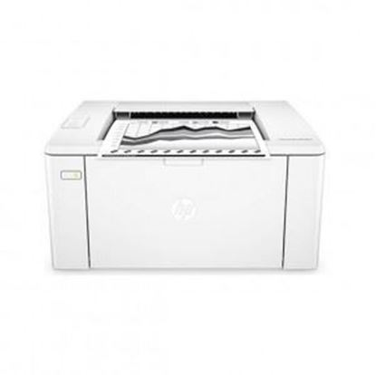Picture of HP LaserJet Pro M102a Laser Printer - White