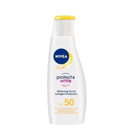 Picture of Nivea Sun Lotion Protect And White For Unisex - 125ml