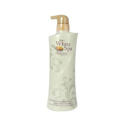 Picture of Mistine White Spa Serum Lotion Gold caviar UV White Lotion - 400ml