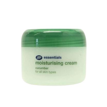 Picture of Boots Cucumber Moisturising Cream - 100ml