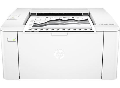 Picture of HP LaserJet Pro M102w Laser Printer - White